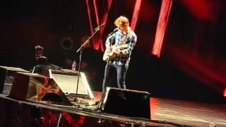 Ed Sheeran- You Need Me I Don't Need You at Wembley 10.07.15