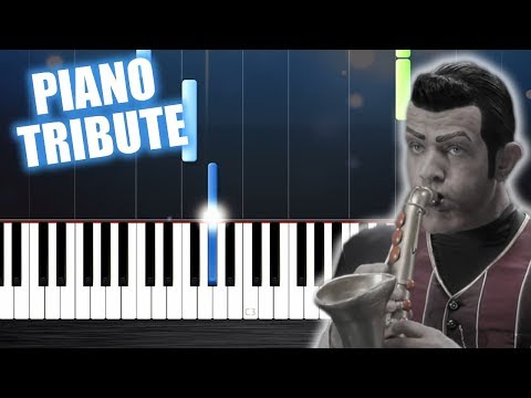 We Are Number One - PIANO TRIBUTE