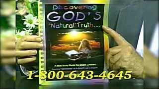 Discovering GOD'S Natural Truth