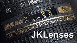 Nikon 24-120mm f4 AF S VRII Full Review