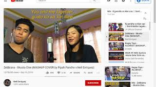 Zebbiana Skusta Clee Mashup Cover By Pipah Pancho X Neil