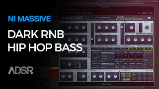 NI Massive - Dark Rnb Hip Hop Bass