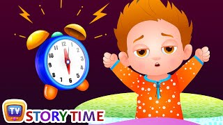 ChaCha's Time Management - Bedtime Stories for Kids in English   ChuChu TV Storytime for Children
