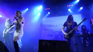Mysterya - In My Head (Live at 'Bingo' Club, 21.06.2014)