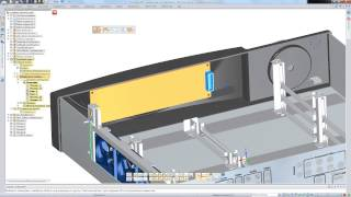 Проектирование деталей из листового металла в Solid Edge