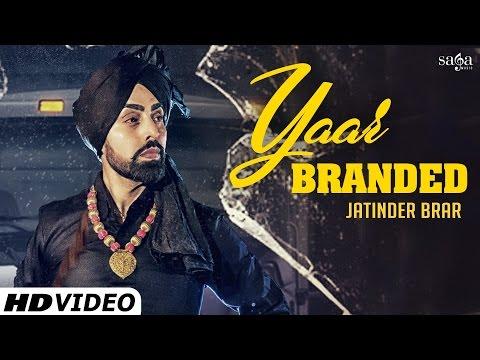 Yaar Branded  Jatinder Brar
