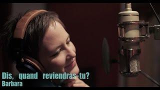 Musik-Video-Miniaturansicht zu Dis quand reviendras-tu? Songtext von Sylvie Bourdan