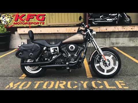 2004 Harley-Davidson FXDX/FXDXI Dyna  Super Glide® Sport in Auburn, Washington - Video 1