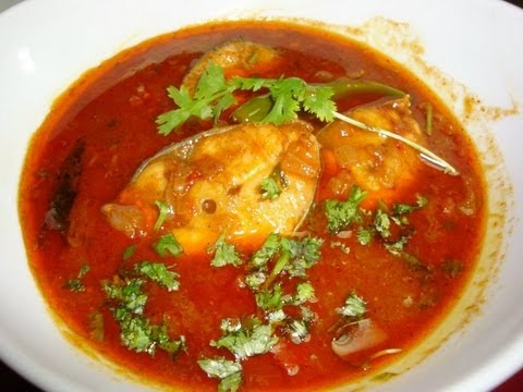 Delicious Fish Curry