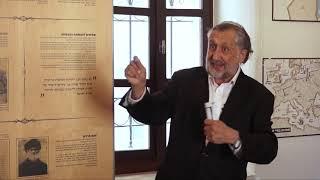 Fokus Jeruzalém 080: Vzpomínky na velkého rabína: Muzeum Rabiho Kooka