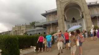 Мы в Крыму 2013. Путешествие на мотоцикле.