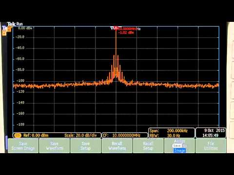 Siglent SDG2000X Arb Function Generator First Look