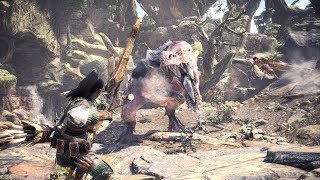Monster Hunter World - HollywoodShono trying to gear up with Mazorin, Injustice 1 Monday