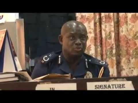 Busted! Indeed, DCOP Doku said Alavanyo has gun manufacturing base (VIDEO)