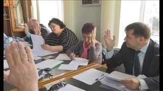Комитеты перед сессией  Горсовета - Абакан 24
