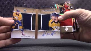 2015/16 Ultimate Collection Hockey 5 Box Case Serial #s GB