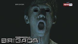 Brigada: Dalagang may third eye, ikinuwento ang karanasan tuwing nakakakita umano ng multo