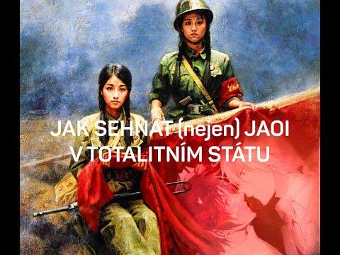 Jak sehnat (nejen) jaoi v totalitním státu