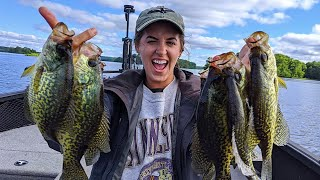 Summer Crappie Fishing Guide