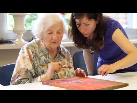 l'art-thérapie, du visible à l'intime (2013)