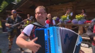 Accordion Mega Mix 2017