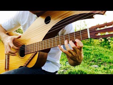, title : 'Canon In D - Harp Guitar - Jamie Dupuis'
