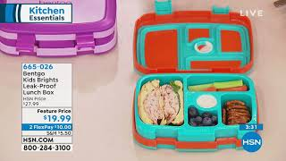Bentgo Kids Brights LeakProof Lunch Box
