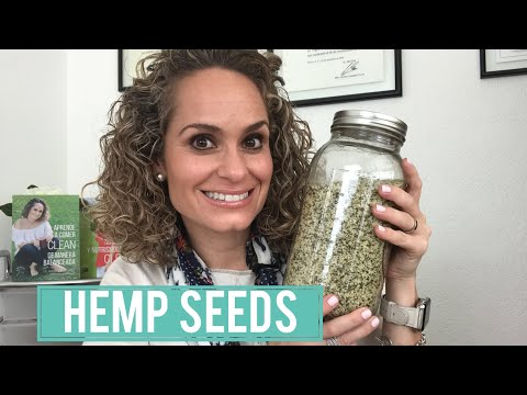 BENEFICIOS DE LAS SEMILLAS DE CAÑAMO (HEMP SEEDS)