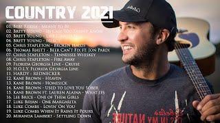 Top 100 Country Songs of 2021 - Luke Bryan, Chris ...
