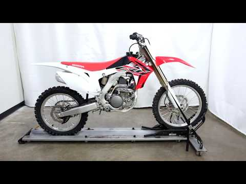 2017 Honda CRF250R in Eden Prairie, Minnesota - Video 1