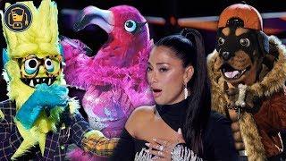 The Best Masked Singer Season 2 Performances (So Far) - BEST