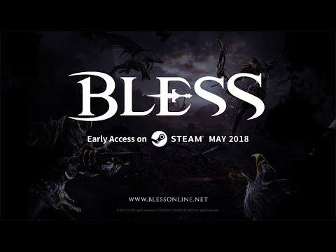 bless online steam stats