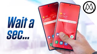 Samsung Galaxy S10 Lite & Samsung Galaxy Note10 Lite - The Confusing Truth