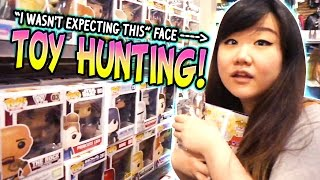 TOY HUNTING at Hot Topic - Disney and Anime Funko Pops, Tokidoki & Blind Bags!