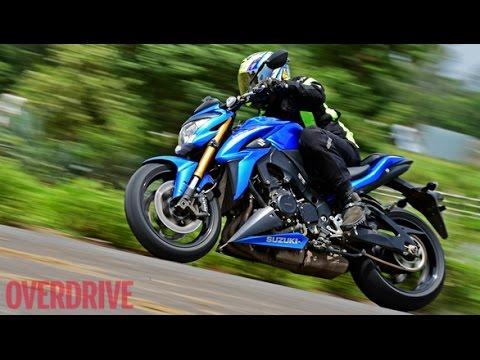 Suzuki GSX-S1000 - First Ride Review