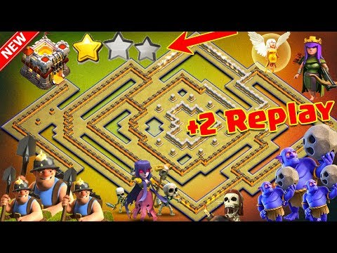 SPECIAL TH11 WAR BASE 2018(Layout) NEW TOWN HALL 11 WAR BASE