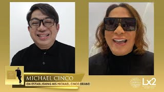 Michael Cinco on Establishing the Michael Cinco Couture | Slice Of Life with AA