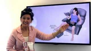 Tibial Nerve Stimulation - Kegel8 Ultra 20 Pelvic Toner - Kegel8.co.uk