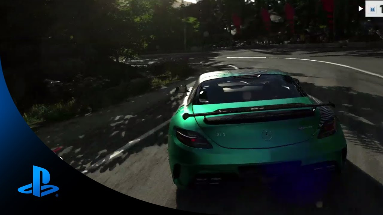 DRIVECLUB: New 1080p Videos