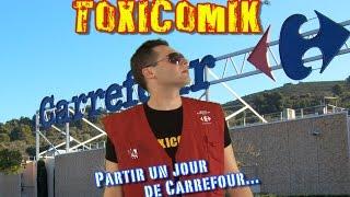 TOXICOMIK / Partir un jour de Carrefour [Parodie des 2Be3]