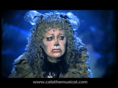Cats Musical Memory Lyrics Youtube