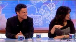 Donny & Marie Osmond - 'Loose Women' UK
