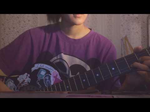 монеточка - я Лиза   кавер на гитаре