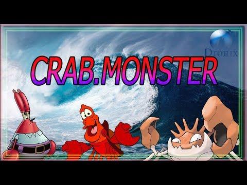 crab.monster экономическая игра с реальным заработком