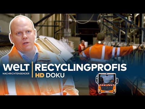 RECYCLING - Goldgrube Mülltrennung   HD Doku