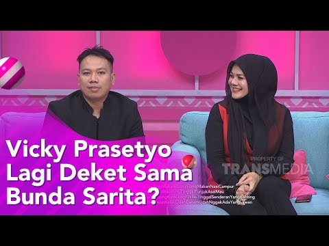 BROWNIS - Vicky Prasetyo Lagi Deket Sama Bunda Sarita (12/11/19) Part3