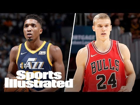 NBA: Donovan Mitchell, Lauri Markkanen & More 2017 Rookies On The Rise | SI NOW | Sports Illustrated