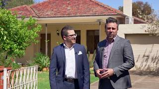 21 Overland Rd Croydon Park – Presented By Michael Walkden and Laurie Berlingeri – Ray White West Torrens – Real Estate Adelaide