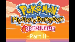 Let's Play: Pokémon Mystery Dungeon: Red Rescue Team! Part 11 - Blazing Through Mt. Blaze!