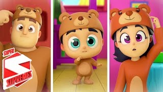 Goldilocks Song | Goldilocks And The Three Bears | Nursery Rhymes and Kids Songs | Short Story